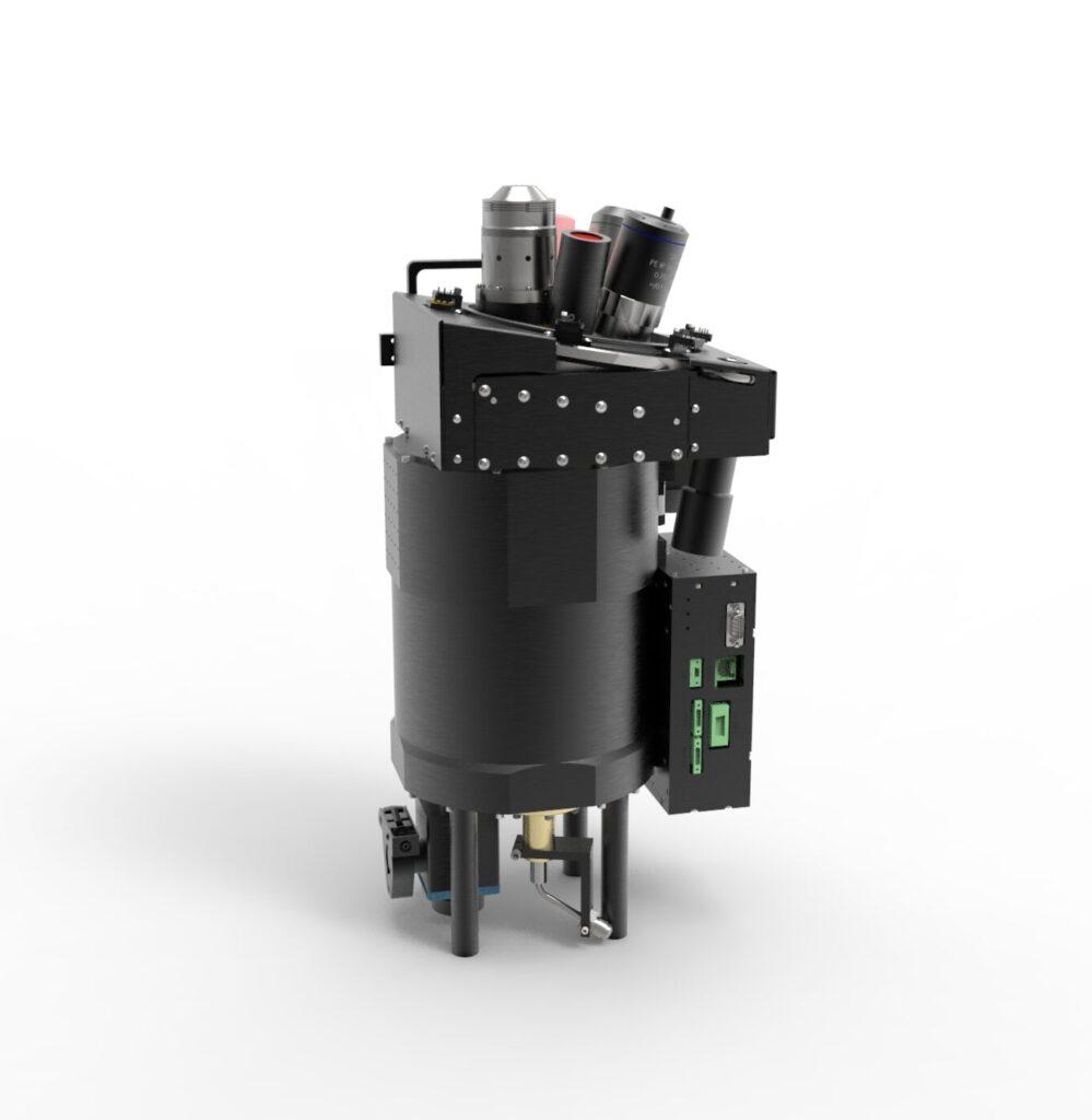 photon emission microscope
